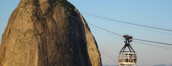 Bondinho do Pão de Açúcar is one of Rio De Janeiro.