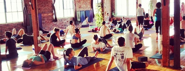 Yoga to the People is one of San Francisco.