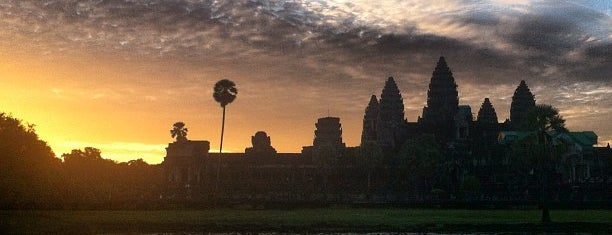 Angkor Wat is one of Places To See Before I Die.