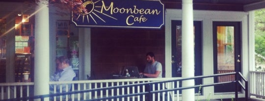 Moonbean Cafe is one of Westchester Eats.