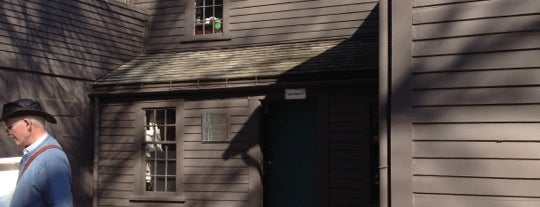 Louisa May Alcott's Orchard House is one of Partners in Preservation-Boston.