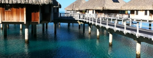 Conrad Bora Bora Nui is one of Getaway | Hotel.