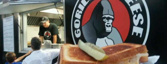 Gorilla Cheese Truck is one of Hamilton Area: To-Do.