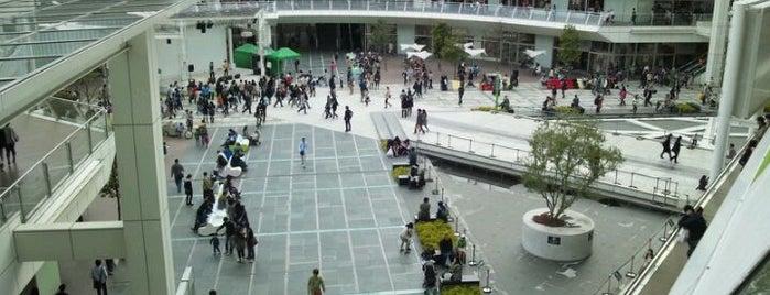 Lazona Kawasaki Plaza is one of 横浜・川崎のモール、百貨店.