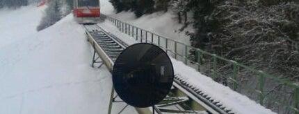 Bergbahn Ellmau is one of Skiwelt Lifts.