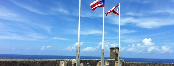 Castillo San Cristobal is one of Puerto Rico.