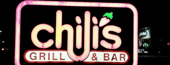 Chili's Grill & Bar is one of Favorite Restaurants.