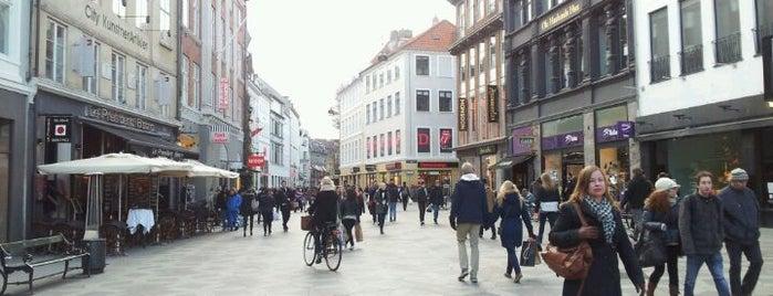 Strøget is one of Copenhagen: Ja ja!.