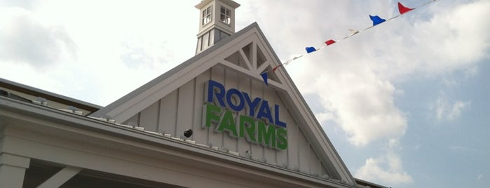 Royal Farms is one of Convenience stores.