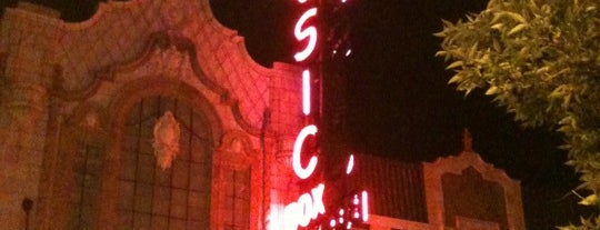 Music Box Theatre is one of 100 Best Places in Chicago: TOC Staff Picks.