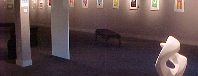 Rasdall Gallery is one of Take a Walk on UK's Artside.