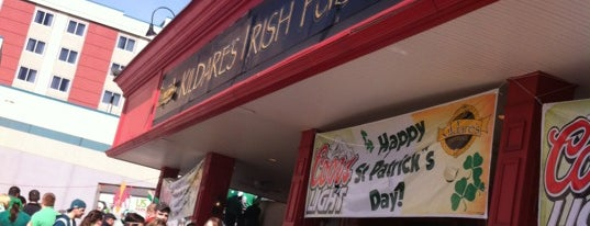 Kildare's Irish Pub is one of bars.