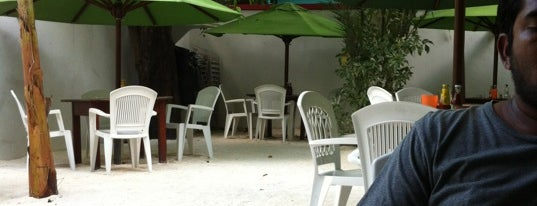 Dinemore Garden is one of Cafe's and Restaurants Lists in Male'.