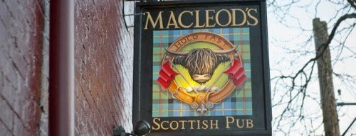 Macleod's Scottish Pub is one of InBallard Members.
