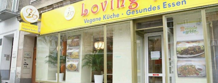Loving Hut is one of vegan (friendly) vienna.