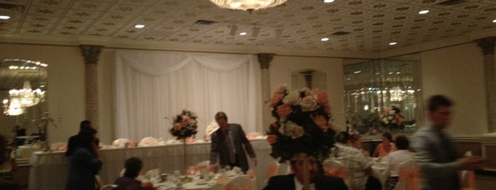 Manzo's Banquets & Catering is one of Potential Vendors.