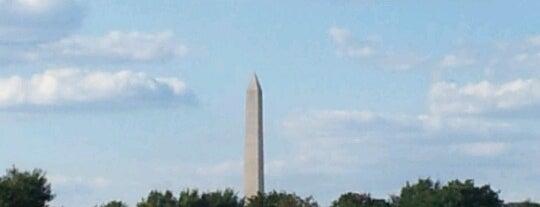 East Potomac Park Golf Course is one of Washington DC.