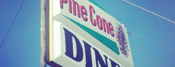 Pine Cone Diner is one of Point Reyes.