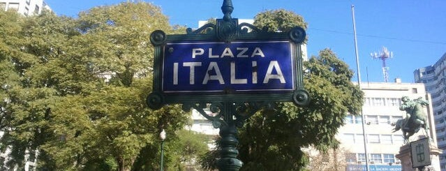 Plaza Italia is one of Guide to Bs As's best spots.