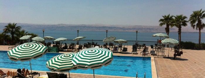 Dead Sea Spa Hotel is one of Jordan.