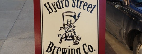 Hydro Street Brewing Company is one of Chicagoland Breweries.