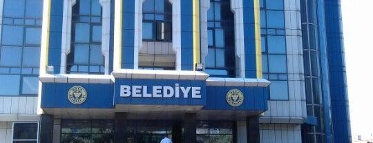 Buca Belediyesi is one of gunlu.