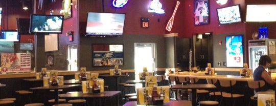 Buffalo Wild Wings is one of Places to go.