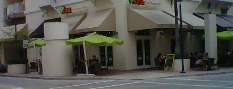 Lime Fresh Grill is one of Miami's must visit!.