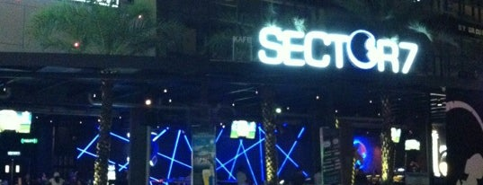 Sector 7 is one of Must-visit Nightlife Spots in Kuala Lumpur.