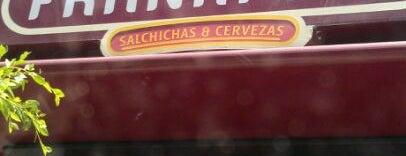 Frankfurt Salchichas & Cerveza is one of Cerveza Artesanal.