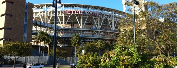 Petco Park is one of Keeping It Local:  10 Must See Places in SD.