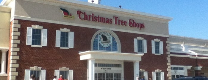 Christmas Tree Shops is one of Shopping.