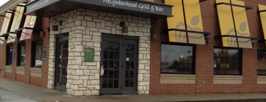 Applebee's is one of Eateries.