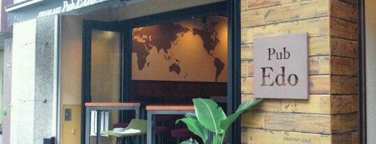 SWANLAKE Pub Edo Yaesu is one of Favorite Food.