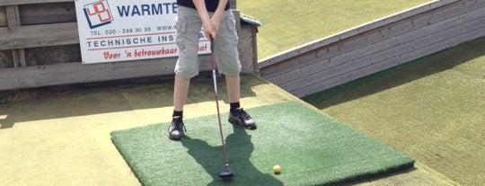 Golfpark De Biltse Duinen is one of Favorite Great Outdoors.