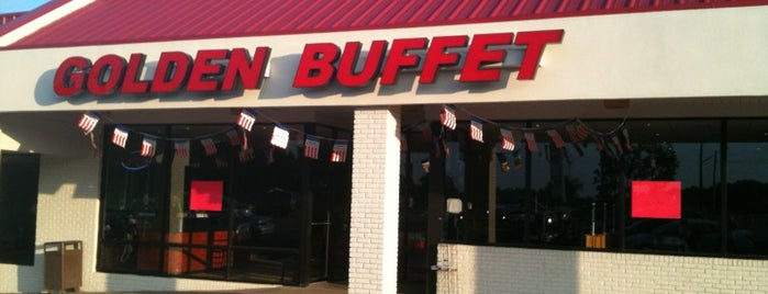 Golden Buffet is one of Mel's Faves :).