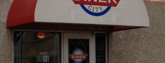 Fountain City Diner is one of Fountain City FUN!.