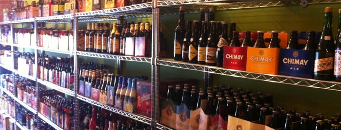 Salud Beer Shop is one of The 15 Best Places for Craft Beer in Charlotte.