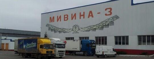 Technocom LLC / ТОВ Техноком (Мівіна) is one of Харькофф.