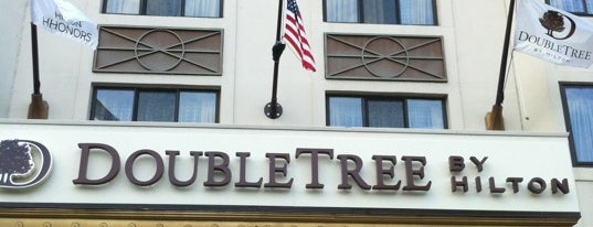 DoubleTree by Hilton Hotel Washington DC is one of 더블트리.