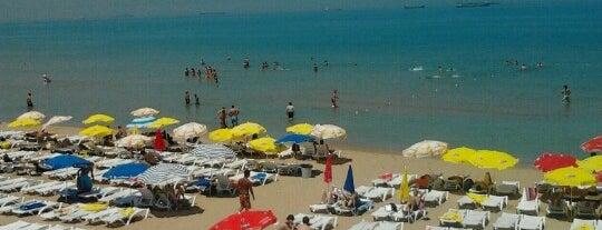 Tırmata Beach Club is one of Istanbul.