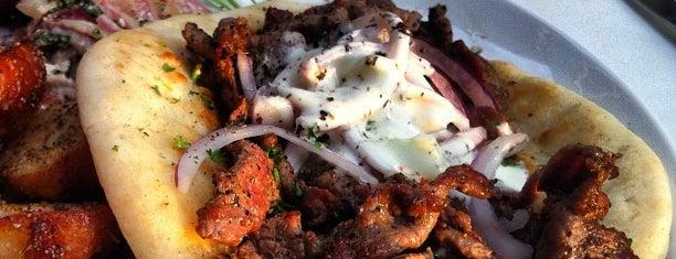 Ziziki's Greek Restaurant is one of Knox Street Dallas.