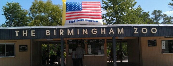 Birmingham Zoo is one of Favorites places in Birmingham, AL.