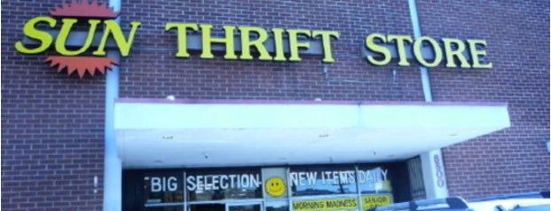 Sun Thrift is one of Random.