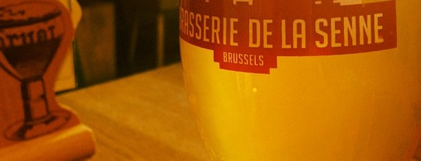 Moeder Lambic Fontainas is one of BXL to do.