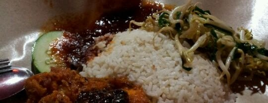 Nasi Lemak Al-aisy is one of Makan @ Melaka/N9/Johor #15.