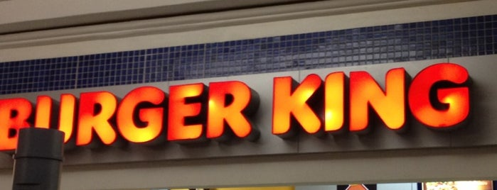 Burger King is one of Recife.