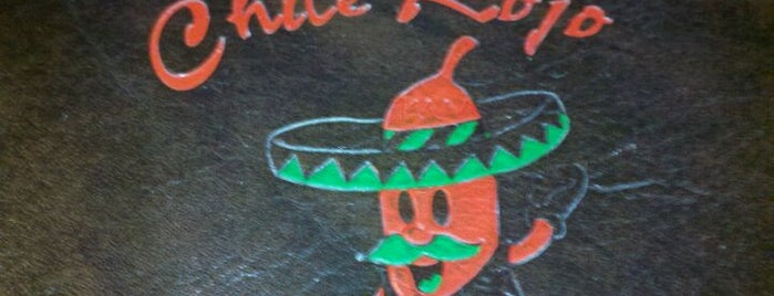 Chile Rojo Mexican Restaurant is one of Food joints.