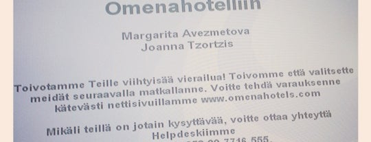Omenahotelli is one of Harrasteet, puistot & muut mestat.