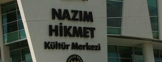 Nazım Hikmet Kültür Merkezi is one of En iyileri.